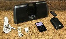 Apple iPod 5th Generation 30GB - Black Classic Bundle w/ Extras - Nice Condition