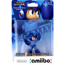 amiibo Super Smash Bros. Collection N°27 Mega Man Neuf sous Blister