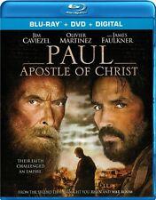 Paul - Apostle of Christ (Blu-ray + DVD) James Faulkner, Jim Caviezel NEW