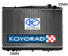 Radiator Nissan Navara D22 1997-2015 Manual 3.2Ltr Diesel 2.7Ltr New Koyo Unit