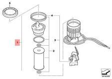 Genuine MINI R55 R56 Fuel Filter With Fuel Level Sensor OEM 16112755084