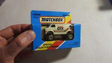 Matchbox MB 68 4 x 4 Chevrolet Castrol GTX