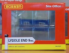 N Gauge Hornby Lyddle End N8757 Site Office New / Boxed