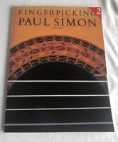 Paul Simon FingerPicking  2 guitar tab & song book .