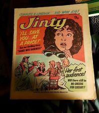 JINTY Comic - Date 23/09/1978 - UK Paper Comic