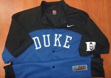 Nike Elite Duke University Blue Devils Basketball Authentic Shooting Shirt XL