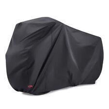 Bike Cover for 2 Bikes Emiup Nylon Waterproof Anti Dust Rain UV Protection Duty