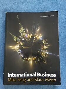 International Business-  9781784491321