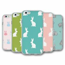 For iPhone 6 6S Silicone Case Cover Rabbit Collection 4