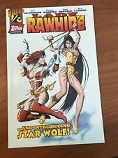 Lady Rawhide #1/2 Wizard with COA Topps Comics 1996 VF/NM