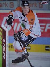 377 Armin Wurm Wolfsburg Grizzly Adams DEL 2013-14