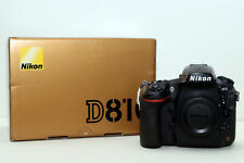 Nikon D810 Full Frame DSLR Body