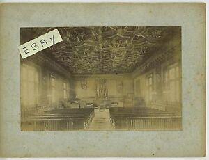 (94) Photo ROUEN Plafond du Palais de Justice
