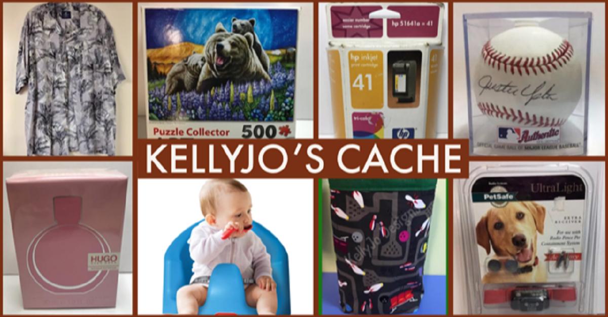 KellyJo's Cache