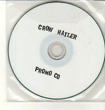 (DC794) Crow Hailer, sampler - DJ CD