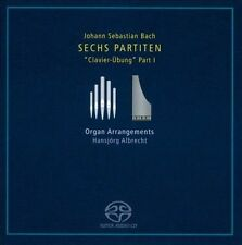 "Bach: 6 Partiten ""Clavier Uebung"" Part 1, New Music"