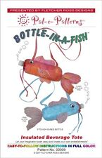 Bottle-in-a-Fish Pattern from Pat-e-Patterns!