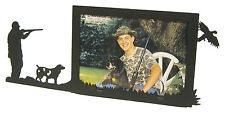 "Pheasant Hunting Spaniel Dog Picture Frame 3.5""x5"" - 3""x5"" H - Hunt"