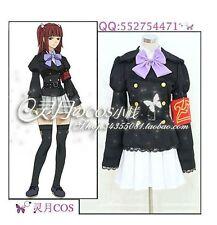 Umineko no Naku Koro ni  Ange·Beatrice  cosplay costume custom any size