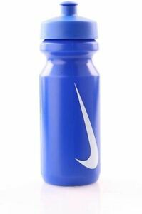 Nike Big Mouth Sport Water Bottle in Blue and White - 22 oz / 650 ml