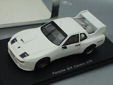 Alert Porsche 924 Carrera Gts 1980 White White 1:43 Minichamps For Sale Model Building Cars