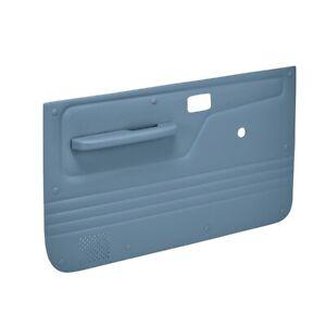 Coverlay Light Blue Door Panels 12-50N-LBL For 83-88 Ford Bronco II Ranger No Po