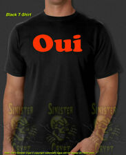 Oui 70s 80s magazine erotic French Yes New T-shirt S-6XL