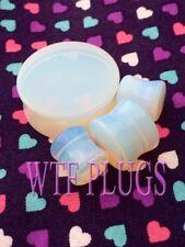 Opalite 2g (6 mm) Gauge (Thickness) Piercing Jewellery