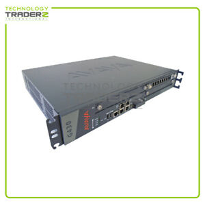 700476393 Avaya G430 Media Gateway w/ 1x MM711