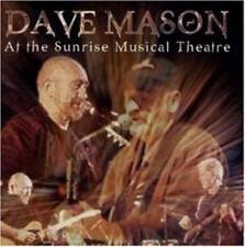 Mason, Dave (Traffic) - At the Sunrise Musical Theatre CD NEU OVP