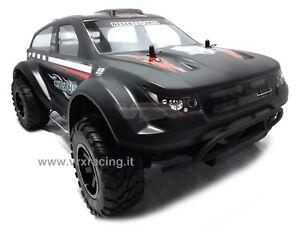 RATTLESNAKE EBL SUV 1-10 OFF-ROAD ELETTRICO BRUSHLESS 4WD RTR RADIO 2.4GH VRX