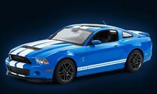 1/14 Ford Mustang Shelby GT500 Radio Remote Control Car R/C RTR Blue