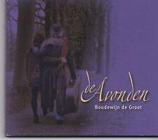 Boudewijn De Groot-Avond  De Avonden cd maxi single 5 tracks