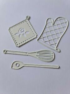 Marianne Design Kitchen Set Die Cutters  Lightly Used