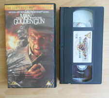 The James Bond 007 Collection (1999) - The Man With The Golden Gun - VHS