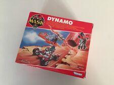 M.A.S.K 1987 DYNAMO (empty) BOX  mask kenner