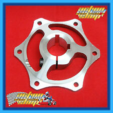 GO KART BRAKE DISC CARRIER 30MM AXLE HUB  6MM + 8MM KEYWAYS FREE DELIVERY NEW