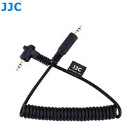 JJC Remote Control Cable for Olympus OM-D E-M1 Mark II camera Replace RM-CB2