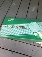 Vintage Vicki Table Tennis Made In Japan 4 St. Brite Paddles