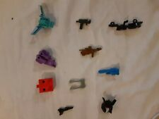 Vintage G1 TRANSFORMERS Weapon Armor Lot OF 10 1980'S lot # 10