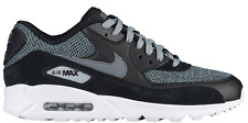 NEW Men's Nike Air Max 90 Shoes Size: 7 Color: Black/Gray
