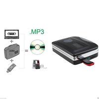 Digital Tape to PC USB Cassette /MP3 CD Converter Capture Audio Music Player mc