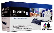 Brother Genuine TN-240BK Black Toner Cartridge DCP9010CN HL3070CW HL3040CN 3045