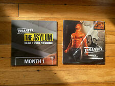Insanity 20 Minute Insane Workout (Fast and Furious) Dvd New Sealed