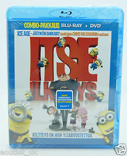 Despicable Me Blu-ray Region B BRAND NEW SEALED