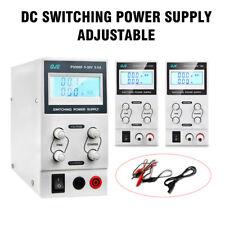 0-30V/60V 0-5A Variable Digital Regulated DC Switching Power Supply Adjustable