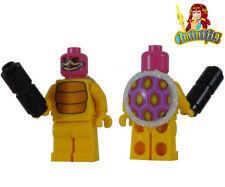 Custom LEGO minifigure Super Mario Koopalings Roy Koopa UV Print