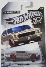 Hot Wheels 1:64 Zamac 50th - Buick GSX 1970 Brand new