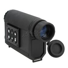 Mutifuction 6X32 Night Vision Infrared IR Monocular Scope Scout W/Ranger Finder