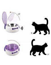 Pet Sensor Bowl Infra-Red Automatic Feeder Water Dispenser Drinking Smart Dish